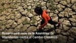 Rosario será sede de la Asamblea de Intendentes contra el Cambio Climático